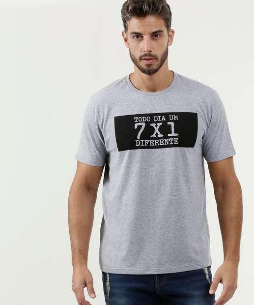 Image_Camiseta Masculina Estampa Frase Manga Curta MR