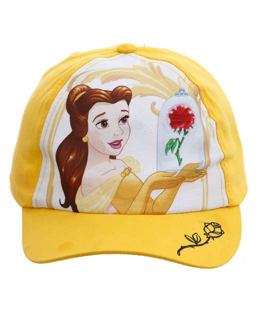 Image_Boné Infantil Princesa Bela Disney