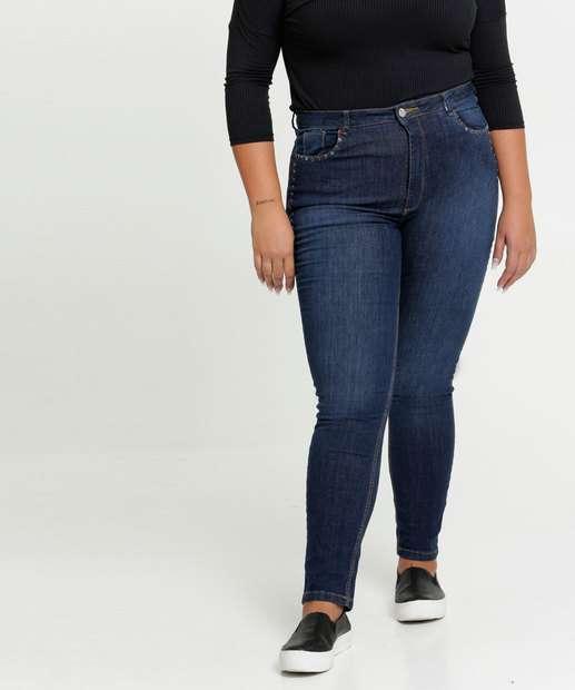 Image_Calça Jeans Skinny Tachas Plus Size Razon