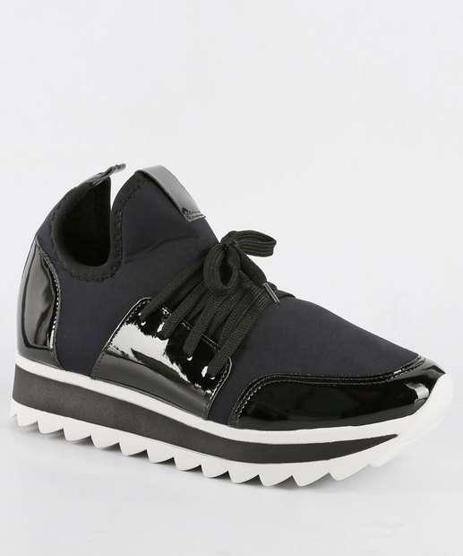 Image_Tênis Feminino Chunky Sneaker Tratorado Zatz Z249015504
