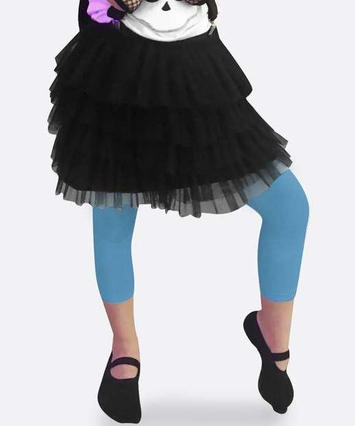 Image_Meia Calça Legging Infantil Fio 70