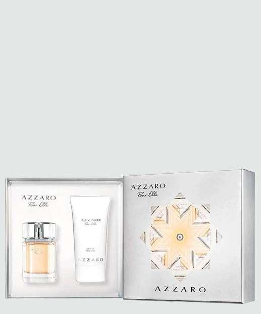 Image_Kit Feminino Perfume e Loção Corporal Pour Elle Azzaro - Eau de Parfum