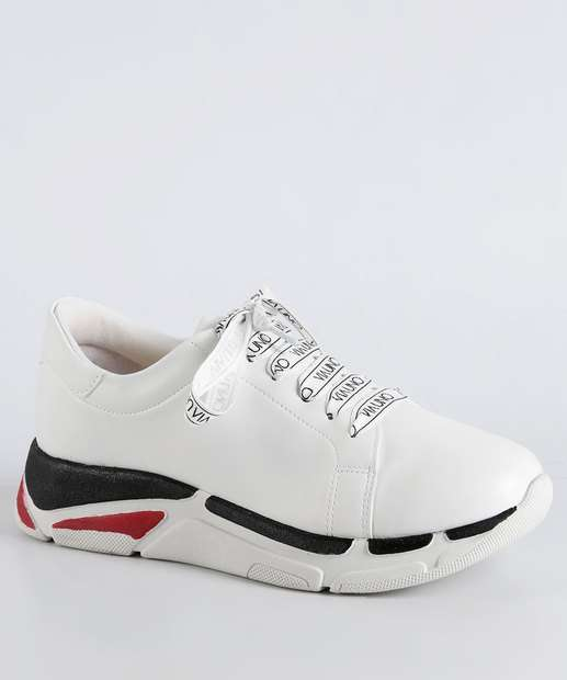 Image_Tênis Feminino Chunky Sneaker Via Uno 385001SEAVV