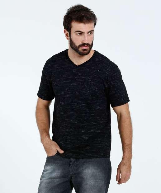 Image_Camiseta Masculina Estampada Manga Curta Marisa
