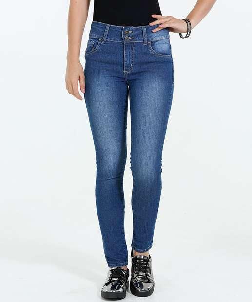 Image_Calça Feminina Skinny Jeans Strech Marisa