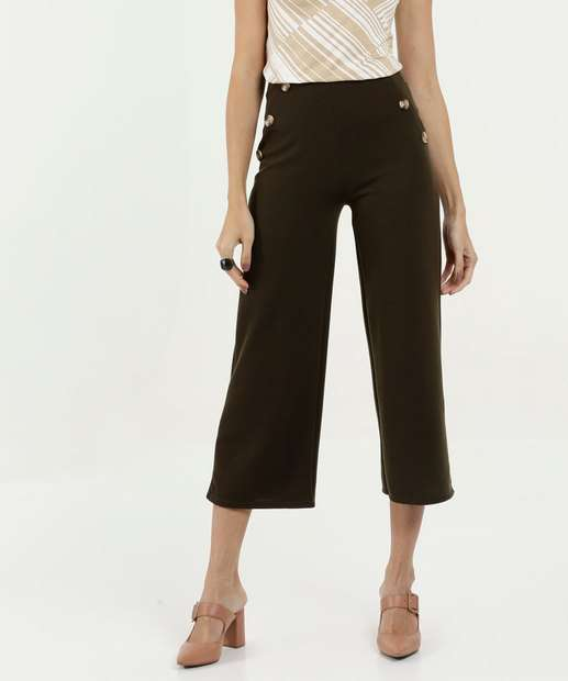 0e3bbc427 Calças Pantalona | Promoção de calças pantalona na Marisa