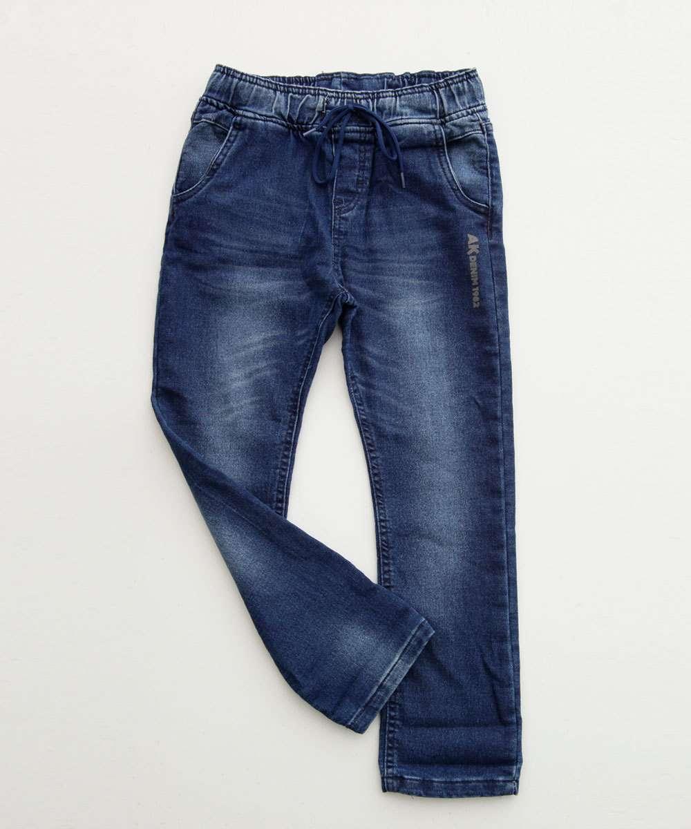 Calça Infantil Jeans Stretch