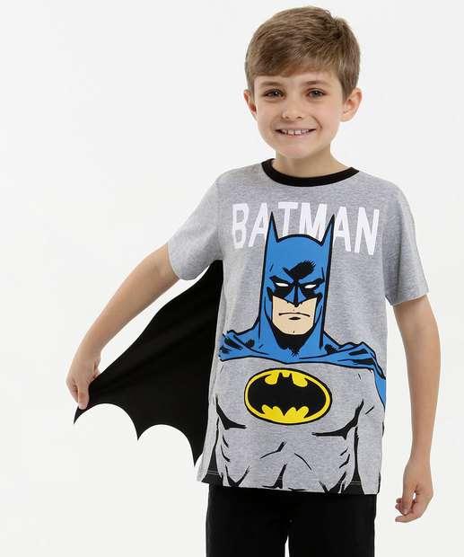 Image_Camiseta Infantil Estampa Batman Brinde Liga da Justiça