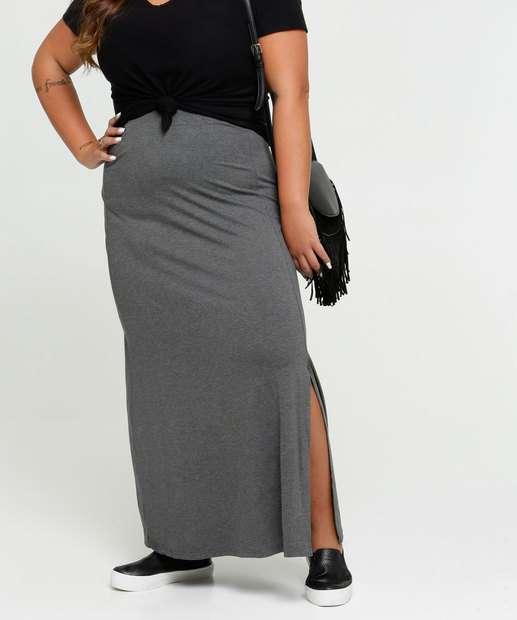 Image_Saia Feminina Longa Plus Size Fendas