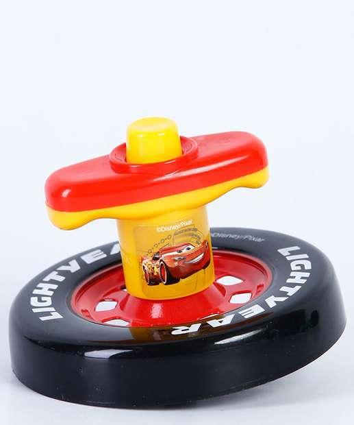 Image_Brinquedo Kit Peão Lançador Carros Disney