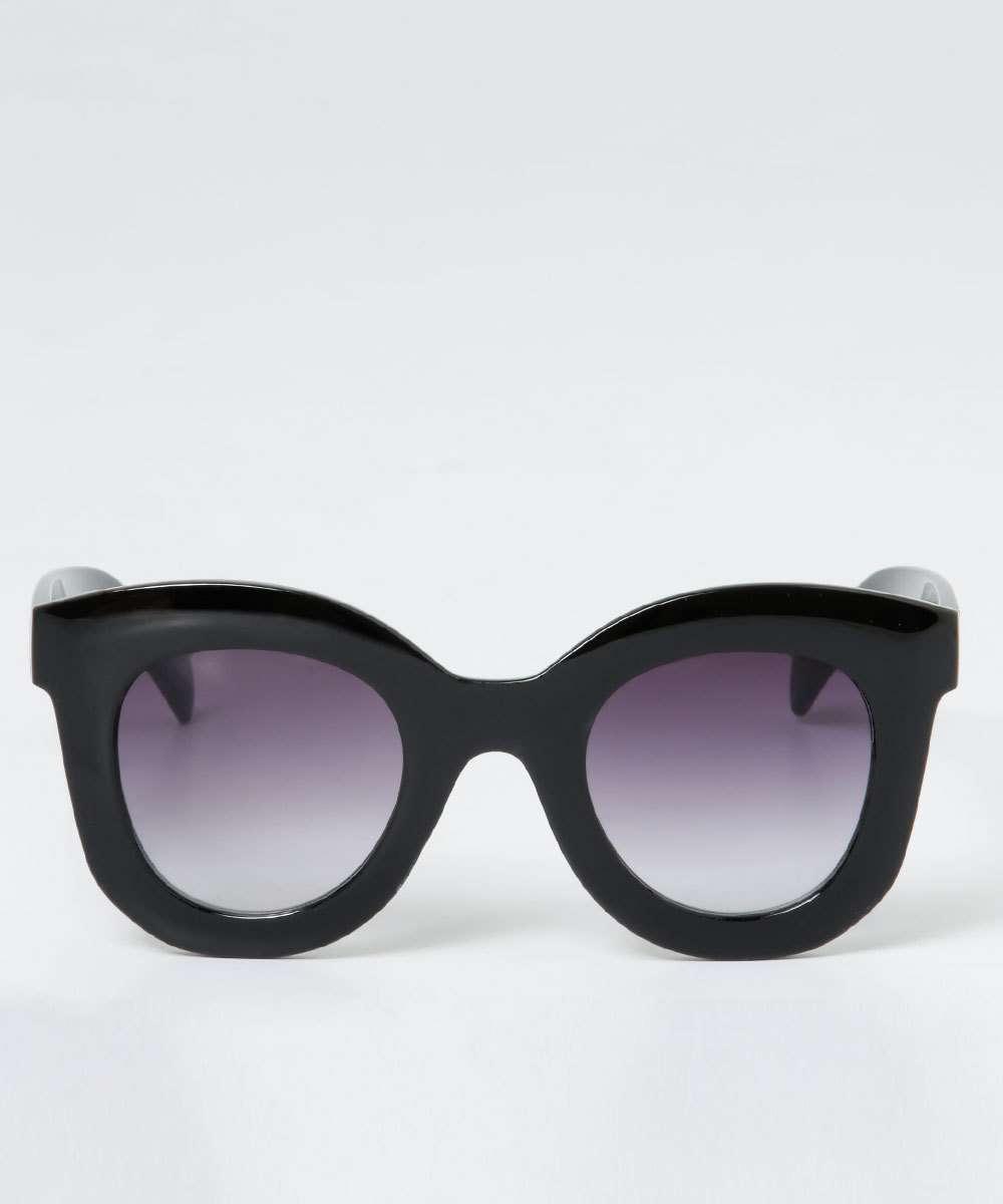 42a5c8a33f956 Óculos de Sol Feminino Redondo Marisa   Marisa