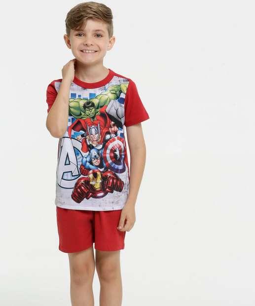 Image_Pijama Infantil Estampa Vingadores Marvel
