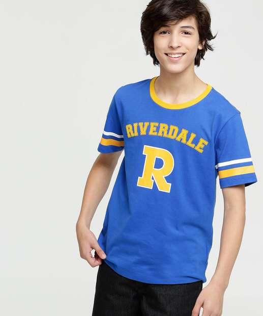 Image_Camiseta Juvenil Estampa Frontal Warner