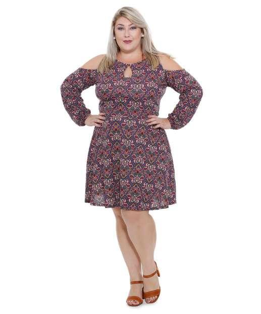 Image_Vestido feminino paisley Plus Size Marisa