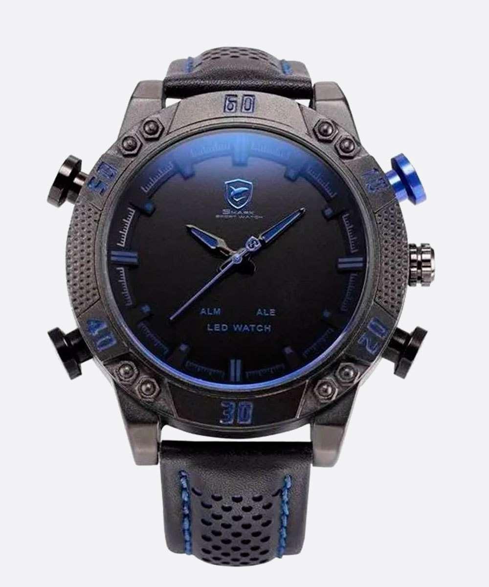 Relógio Masculino Anadigi Shark SH265