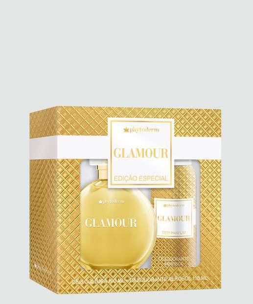 Image_Kit Feminino Desodorante 110ml e Colônia Glamour Phytoderm 100ml