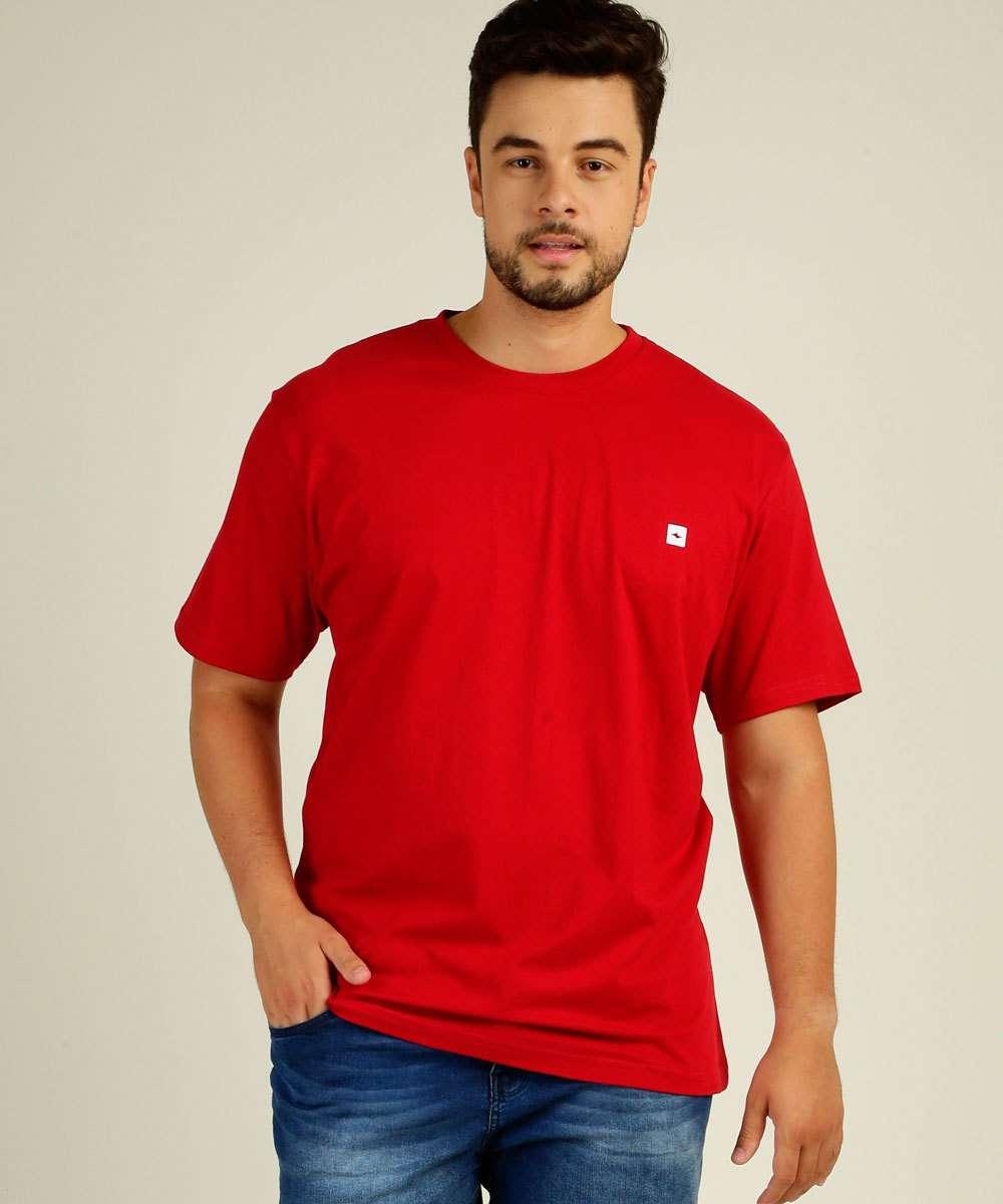 Camiseta Masculina Estampa Surf Plus Size Nicoboco