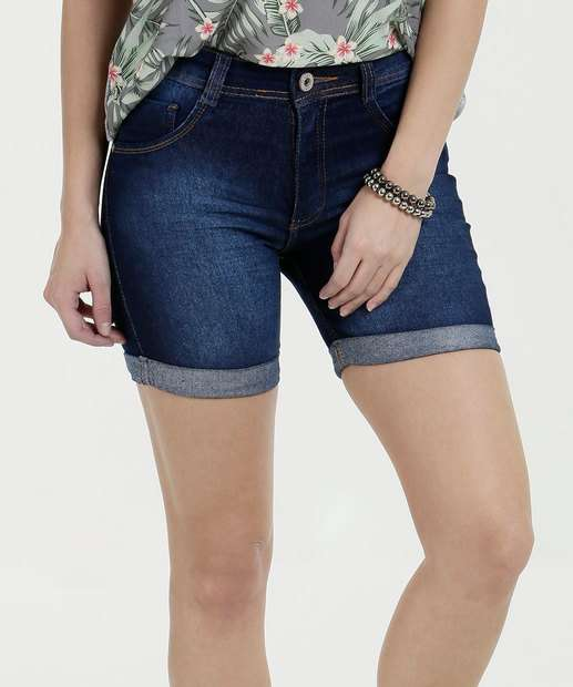 Image_Short Feminino Jeans Barra Dobrada Biotipo