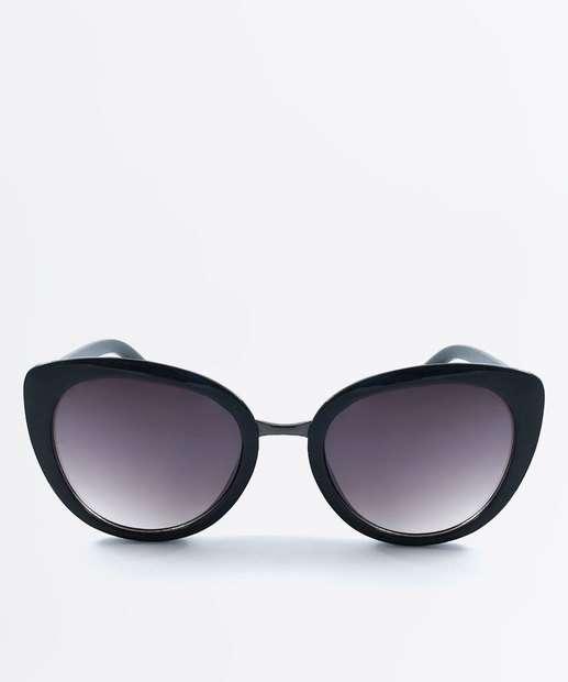e7ec0c33b5832 Óculos de Sol Feminino Vintage Gateado Marisa