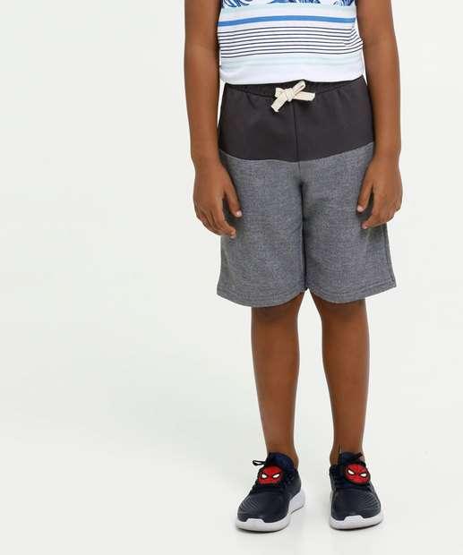 Image_Bermuda Infantil Moletinho Bolsos