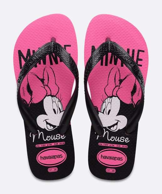 Image_Chinelo Havaianas Feminino Minnie Disney