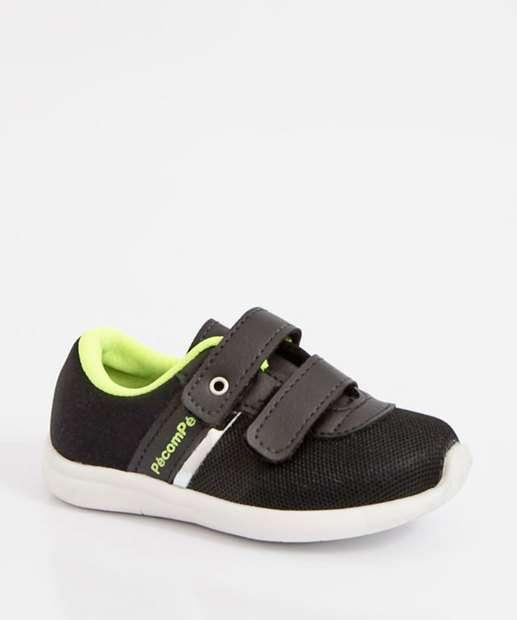 Image_Tênis Infantil Velcro Pé com Pé