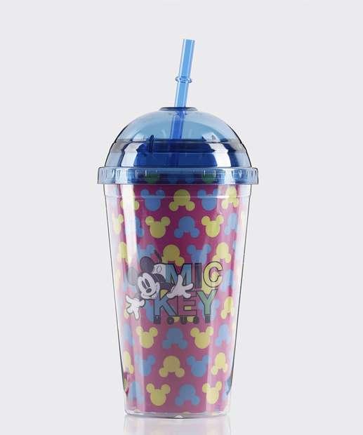 Image_Copo Canudo Estampa Mickey 450ml Disney