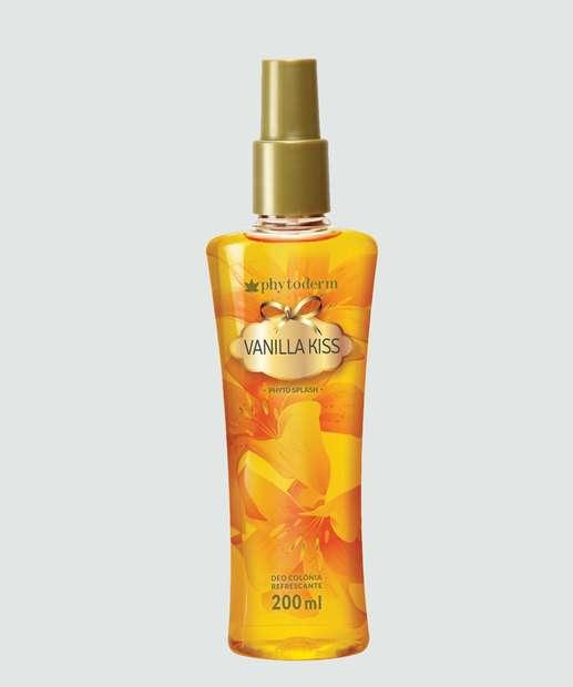 Image_Desodorante Colônia Feminino Phyto Splash Vanilla Kiss Phytoderm 200ml