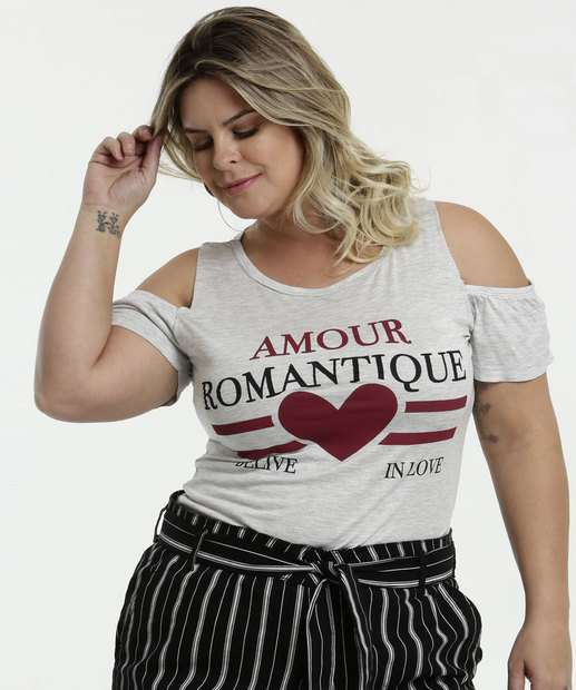 Image_Blusa Feminina Open Shoulder Estampa Frontal Plus Size
