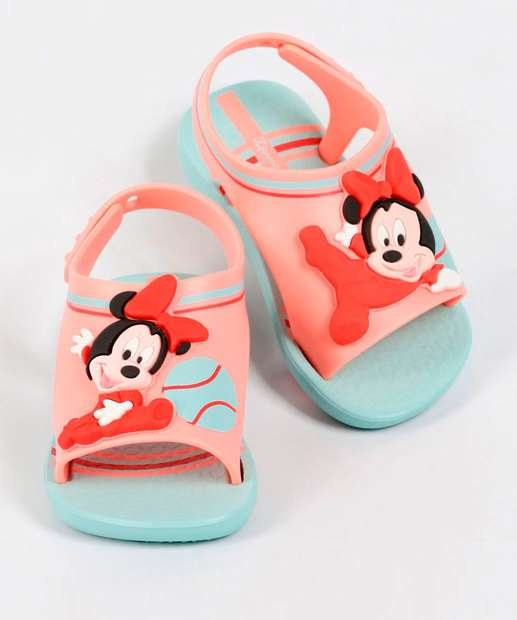 Image_Sandália Infantil Love Disney Baby Minnie Ipanema