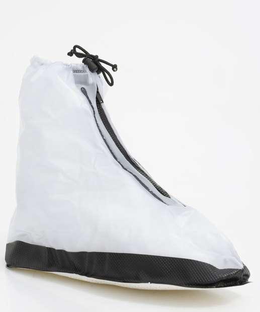 Image_Capa de Chuva Unissex Para Calçados Marisa