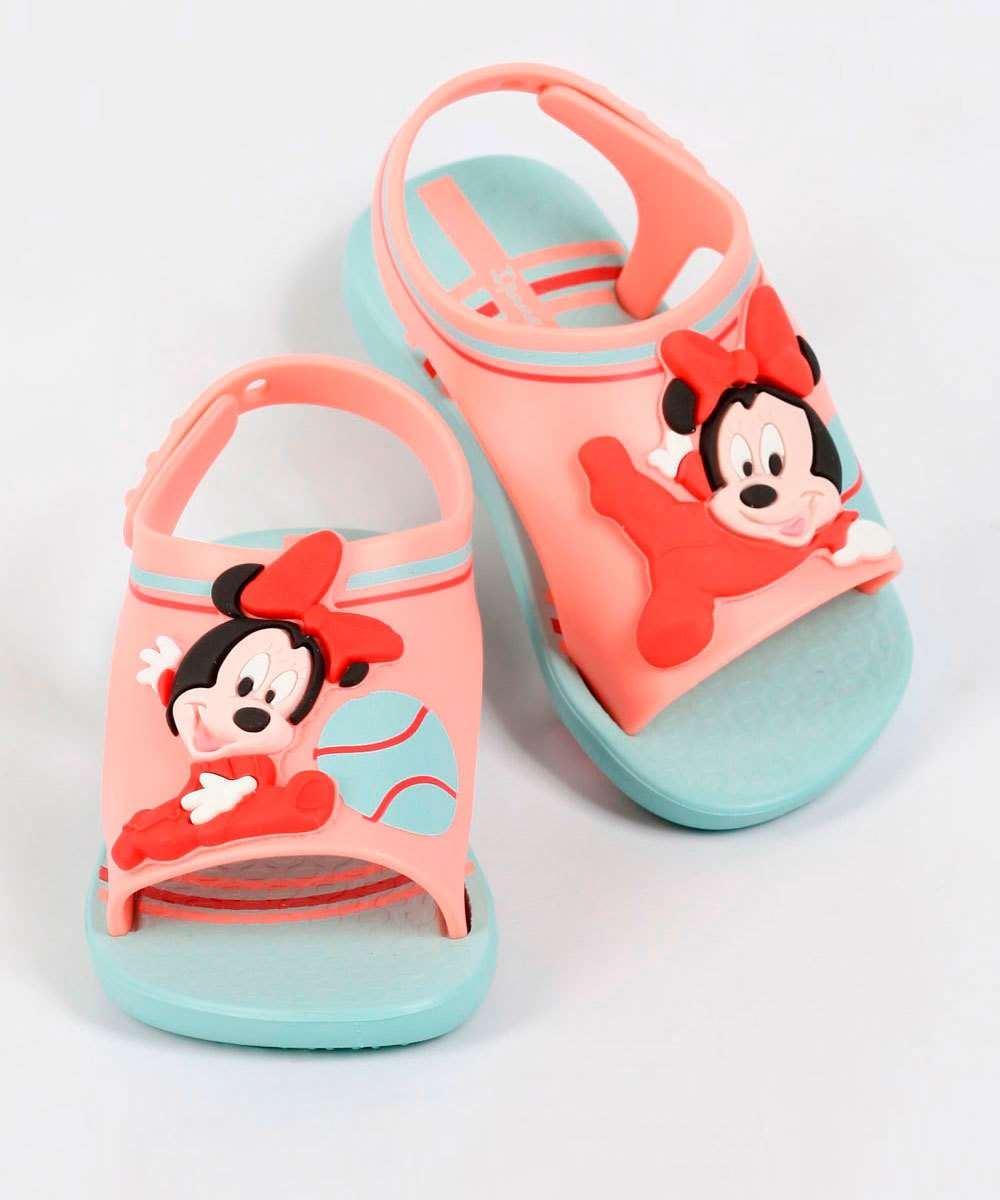 Sandália Infantil Love Disney Baby Minnie Ipanema