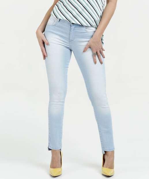 Image_Calça Feminina Jeans Stretch Skinny Marisa