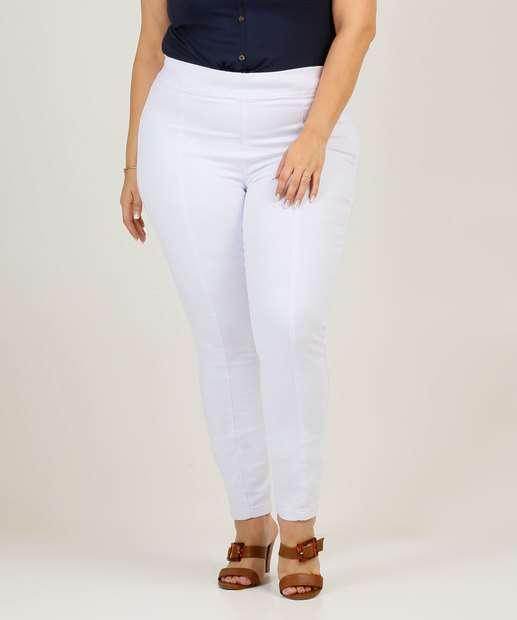 Image_Calça Plus Size Legging Feminina Bengaline