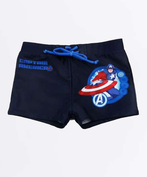 Image_Sunga Infantil Estampa Capitão América Marvel