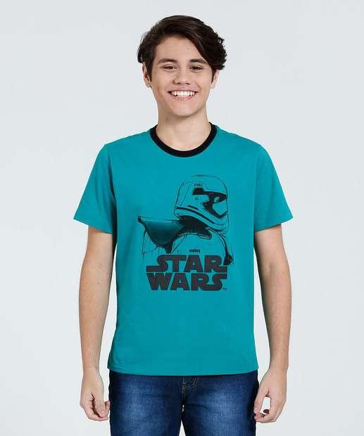 Image_Camiseta Juvenil Estampa Stormtrooper Disney