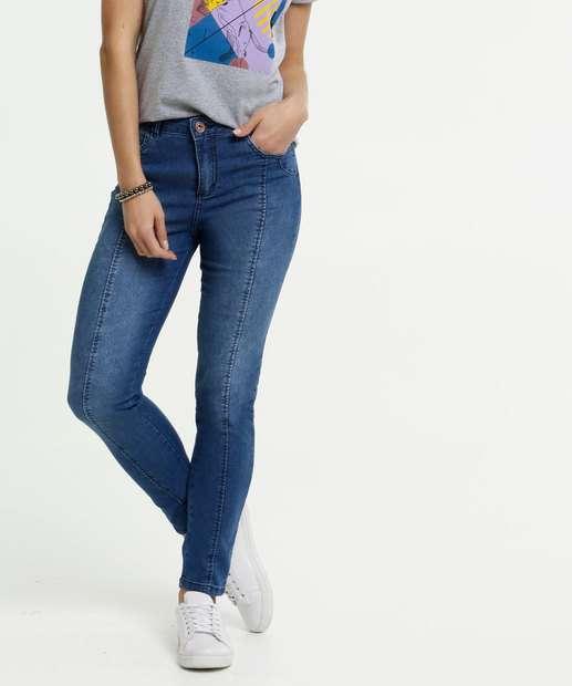 Image_Calça Feminina Jeans Skinny Gups