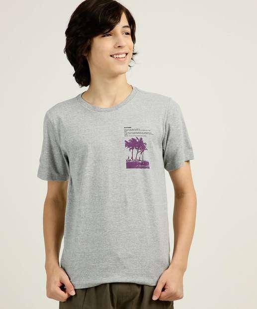 Image_Camiseta Juvenil Manga Curta Coqueiro MR Tam 10 a 16