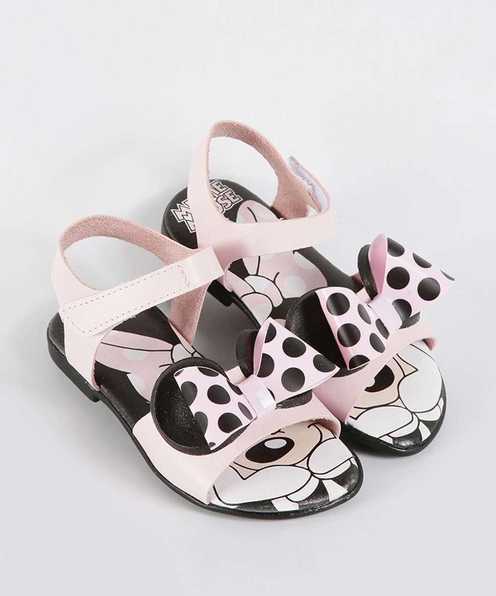 Sandália Infantil Minnie Disney 32098MA