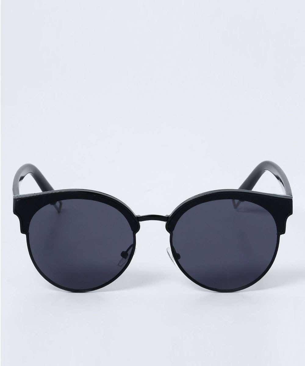 b2eb3e84d225e Óculos de Sol Feminino Redondo Marisa