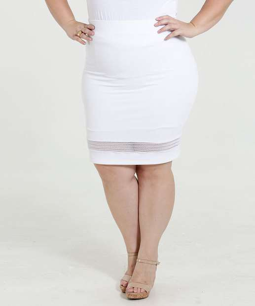 Image_Saia Feminina Textura Plus Size Marisa