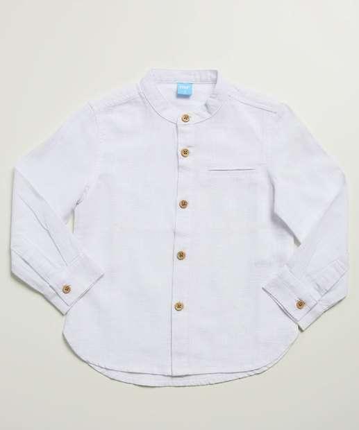Image_Camisa Infantil Manga Longa MR Tam 1 a 3
