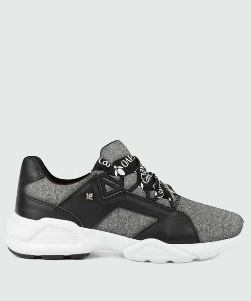 Image_Tênis Feminino Chunky Sneaker Cravo e Canela 156305