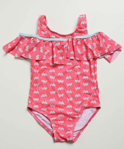 Image_Maiô Infantil Open Shoulder Proteção UV Pimpolho Tam 3 a 4