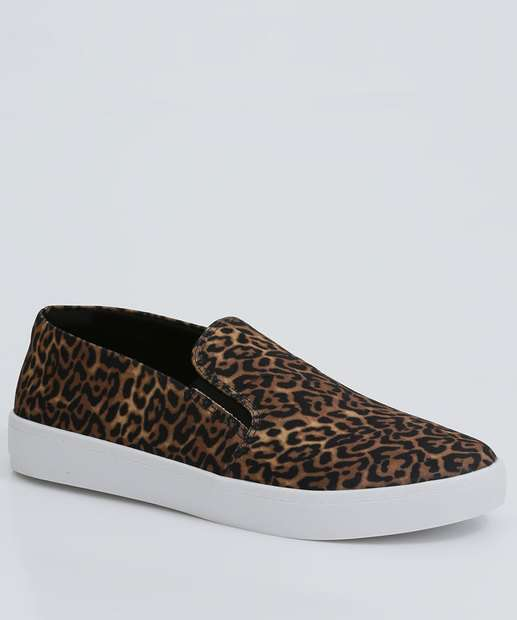 Image_Tênis Slip On Feminino Estampa Animal Print Via Uno