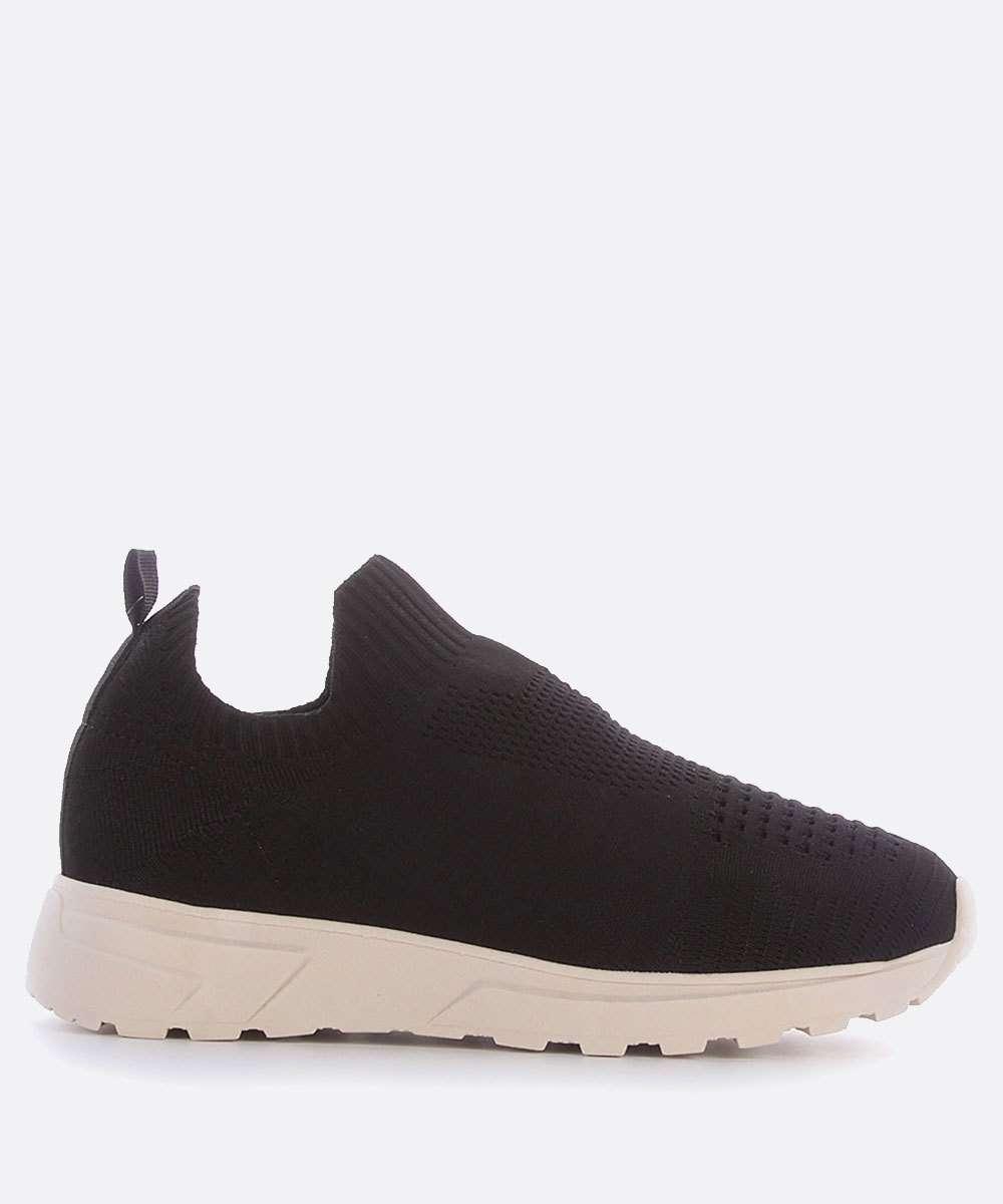 Tênis Feminino Chunky Sneaker Elástico Zatz