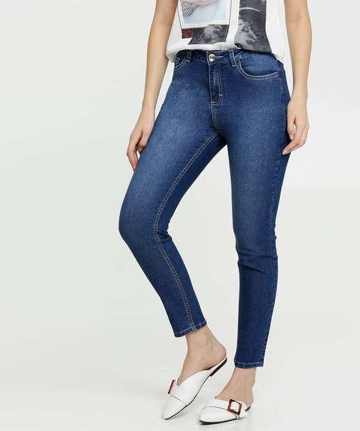 Image_Calça Feminina Stretch Cigarrete Gups Jeans