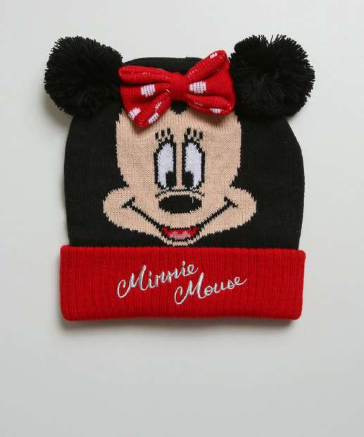 Image_Touca Infantil Estampa Minnie Disney