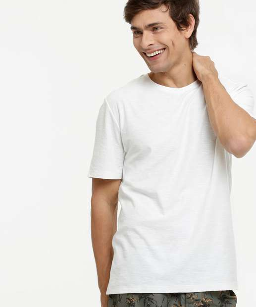 Image_Camiseta Masculina Flamê Manga Curta MR