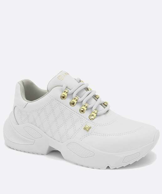 Image_Tênis Feminino Sneaker Textura Ramarim